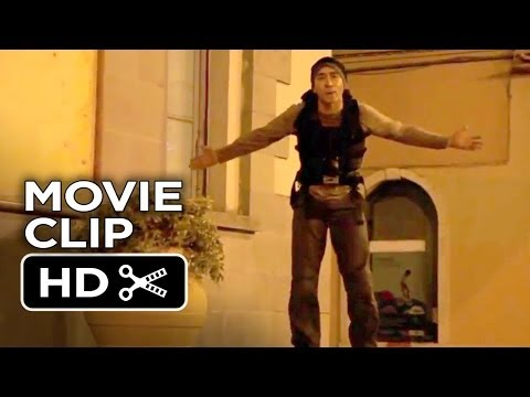 Afflicted Movie CLIP - Wall Climb (2014) - Found Footage Thriller HD