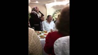 Бабка поздравляет