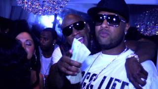 Смотреть клип Slim Thug Feat. Le$ & M.u.g - Money Team