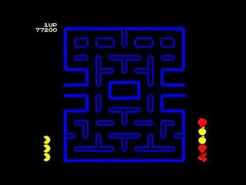Pac-man Emulator ZX Spectrum - Perfect Thru First 8 Sheets