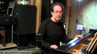 Andy LaVerne   Jazz Piano Masterclass 1