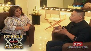 Bubble Gang: Michael V's interview with Jessica Soho