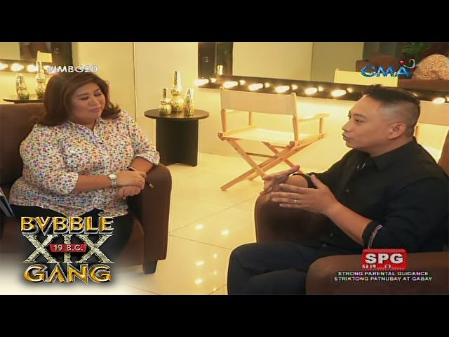 Bubble Gang: Michael Vs interview with Jessica Soho
