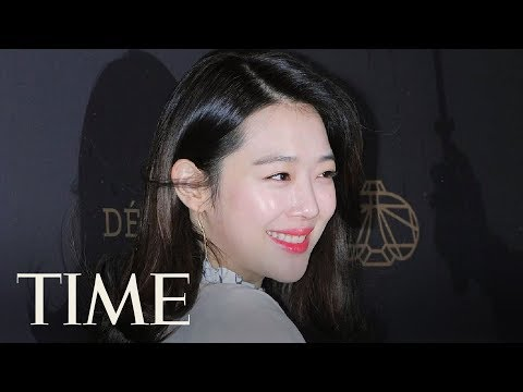 Maddox - K-Pop Star And Actress Sulli Found Dead At Age 25