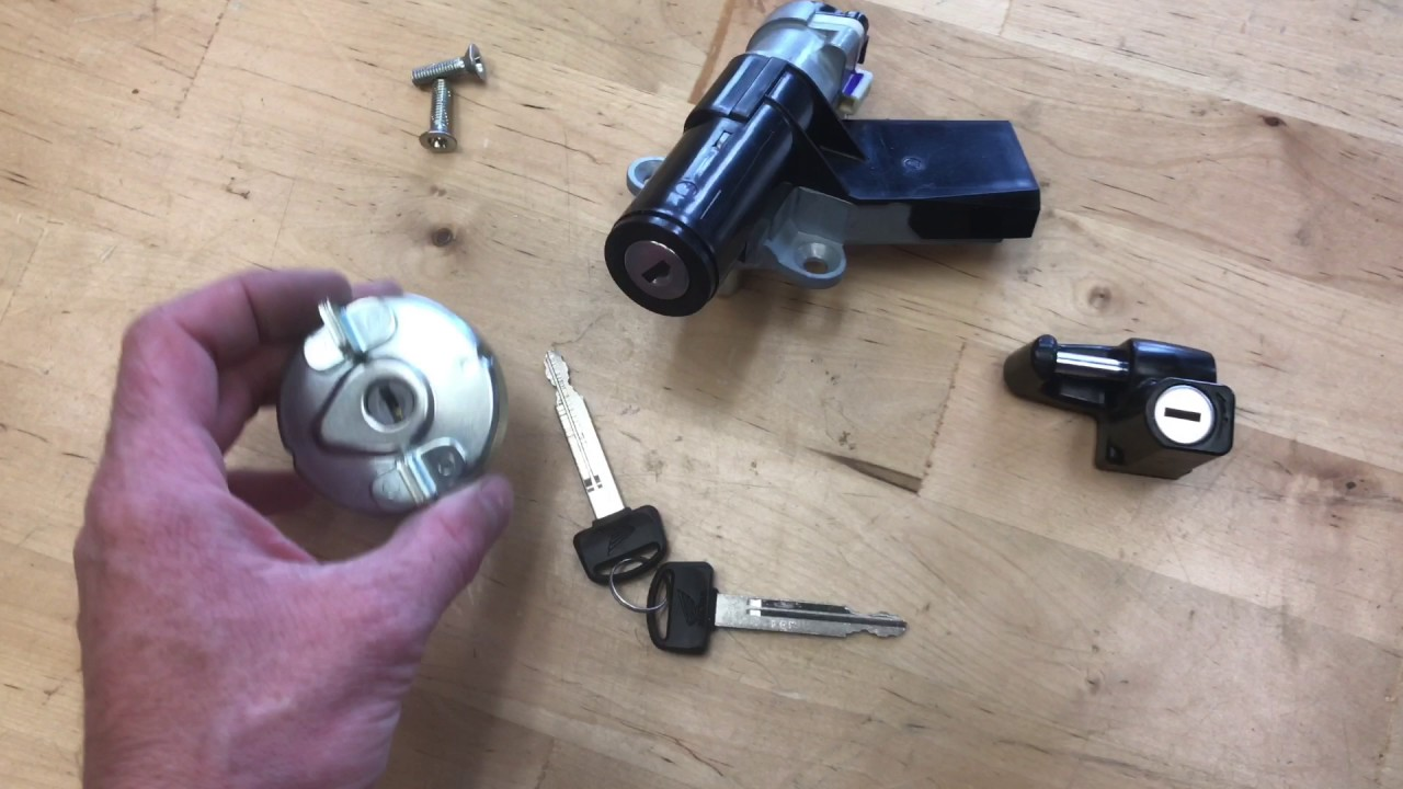 honda ruckus ignition set [ 1280 x 720 Pixel ]