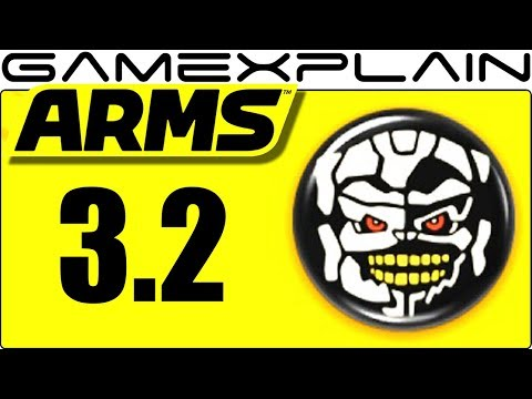 ARMS 3.2 Update Tour! Badges & Replays!