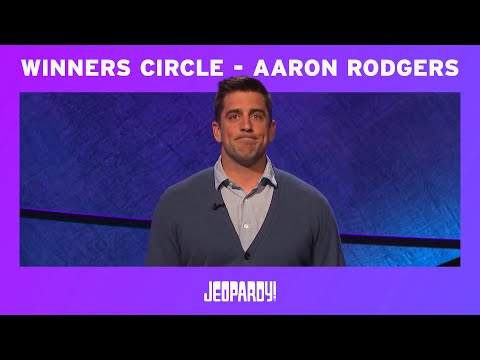 Aaron Rodgers Charms, Completely Dominates Celebrity ...