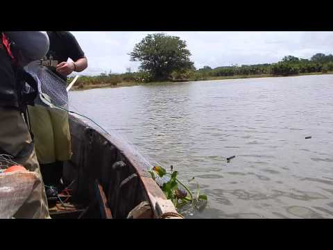 Gill net 4 Nocarime 1 jun 2014 Nicaragua Grand Interoceanic Canal