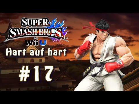 Super Smash Bros. Wii U [For Glory / Hart auf hart] - #17 - Ryu