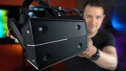 STARVR ONE UNBOXING & ERSTER EINDRUCK - Das ist die VR Brille mit dem größtmöglichen FOV!