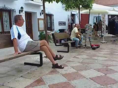 Rolf Mildner o en gitarr