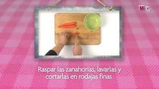 Puré de Zanahorias con Queso Fresco