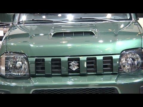 ? 2013 Suzuki Jimny [HD]