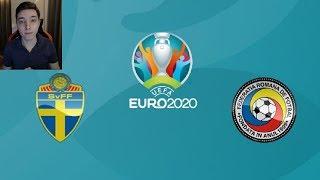 ROMANIA ISI INCEPE DRUMUL SPRE EURO 2020 !!! SUEDIA VS ROMANIA !!!