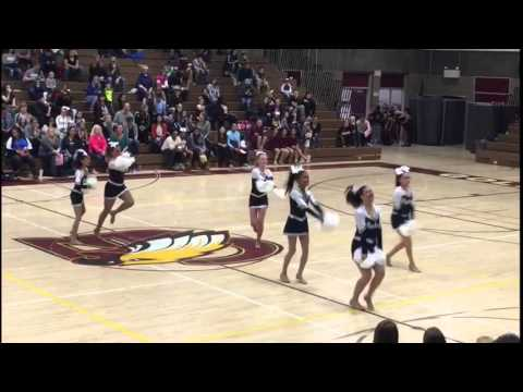 Reyburn Intermediate (Song/Pom) - 2016