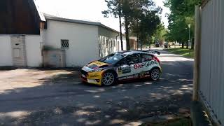 Rallye Cesky Krumlov 2018. Vystaviste Ceske Budejovice