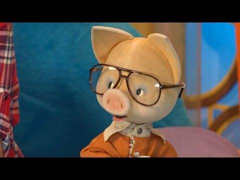СПОКОЙНОЙ НОЧИ, МАЛЫШИ! - Хрюша и очки - Мультфильмы для детей
