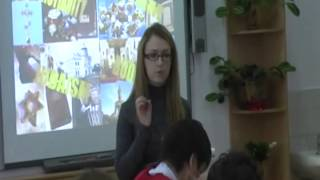 Урок английского языка 10 класс