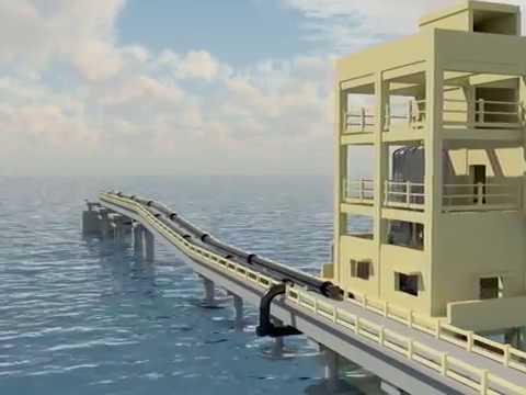 ::NIOT:: LTTD Desalination plants in Lakshadweep Islands