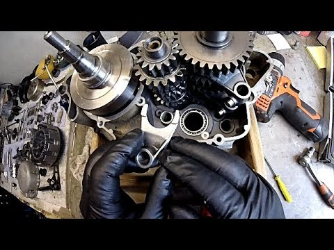Restauration Moteur Ktm 125 Exc 2000 Vs Hortese Scummybraap518