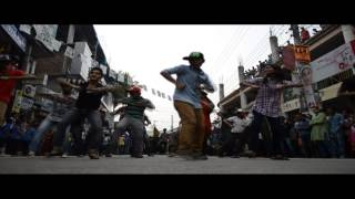 ICC World T20 Flash MOB Performed by Invincible Monsters