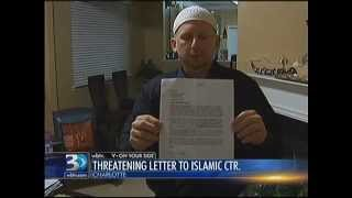 Video: North Carolina Mosques Receive Threatening Letters (CAIR)