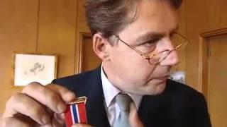 Repeat youtube video Trond Kirkvaag - Jeg vil ha St. Olav av 1.klasse