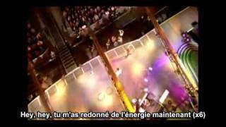 You Got Me Rocking (Live, 2003, sous-titré en français)