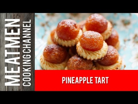 Pineapple Tarts - 凤梨挞