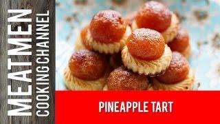 Pineapple Tarts - 凤梨挞