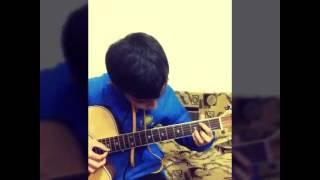 Сумерки на гитаре(cover by Magzhan)