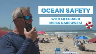 Dare County Beach & Ocean Safety Tips from Lifeguard Mirek Dabrowski
