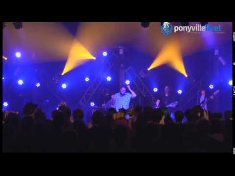 PonyStock 2014 - Jeff Burgess and the Bad Mares