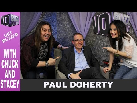 Co-Head Of CESD Talent Agency, Paul Doherty PT1 - How To Do Voice Over, Acting Agent, Promo, Actor
