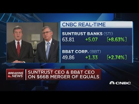 BB&T And SunTrust to Merge, But Why? - February 7, 2019