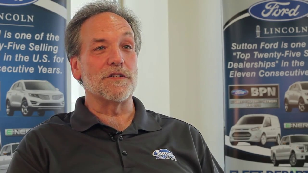 Ted Wilde, Aftermarket & Accessories Manager - YouTube