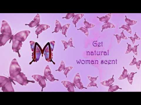 Get natural woman scent -Subliminal power-