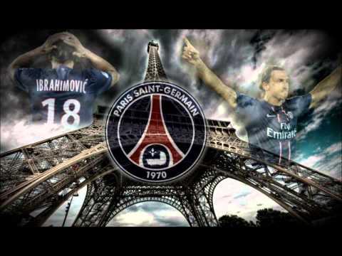 The Hymn of Paris Saint-Germain (Allez Paris Saint-Germain)