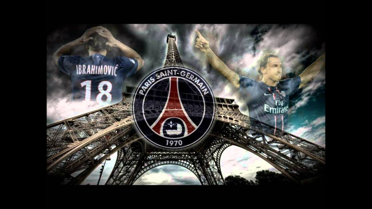the hymn of paris saint germain allez paris saint germain youtube. Black Bedroom Furniture Sets. Home Design Ideas