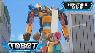 TOBOT - Compilation 1H (Épisodes 16 à 18, saison 1)
