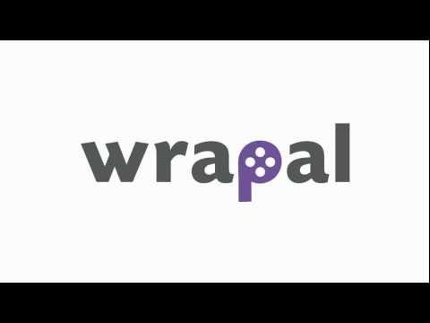 Wrapal Animated Logo