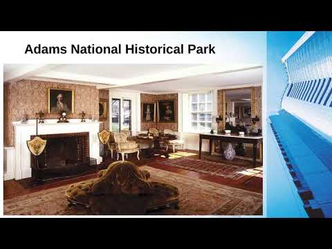 Adams National Historical Park: A Classic Example of Millwork