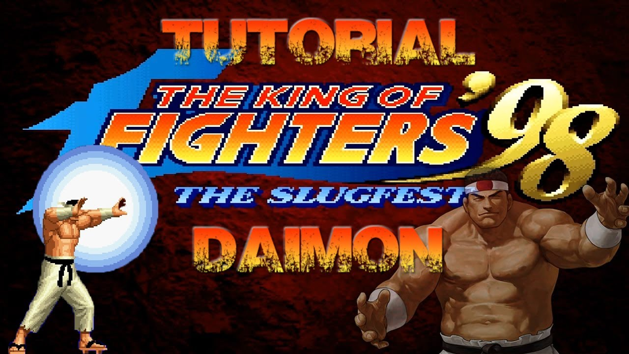 Download Tutorial Combos Del The King of Fighters 98 Goro Daimon