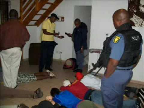South African Police - Gauteng Rapid Response