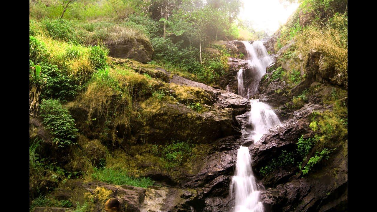 Iruppu Falls, Coorg, karnataka