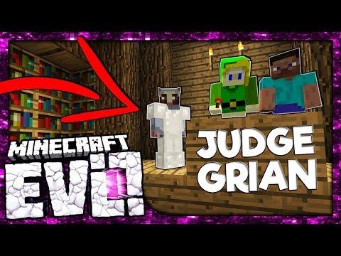 JUDGE GRIAN DECLARES A NEW MAYOR!? | Minecraft Evolution SMP | #45