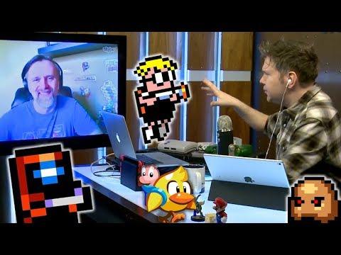 Retro Game Development with Jools Watsham! - Electric Playground Interview