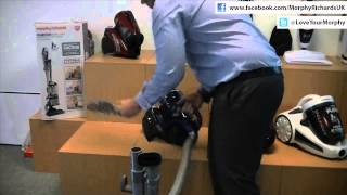 Morphy Richards Never Loses Suction vacuum cleaner