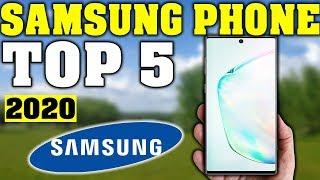 TOP 5: Best Samsung Phone 2020