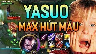 [ Bình Luận LMHT ] Yasuo Max Hút Máu Sẽ Bá Đạo Như Thế Nào | Diana Phiên Bản 2?